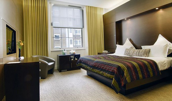 Rooms And Accommodations Park Grand London Paddington