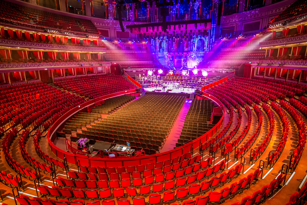 Royal Albert Hall - bbc proms