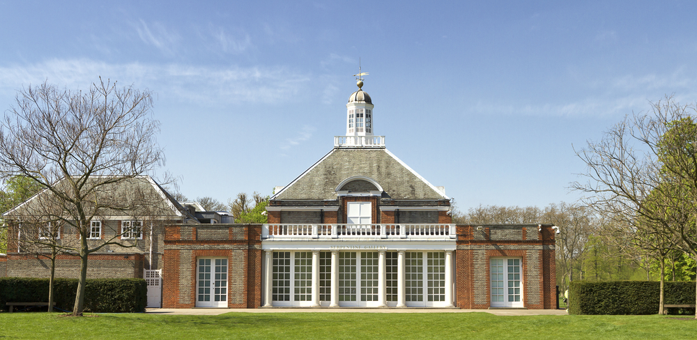Serpentine Gallery London