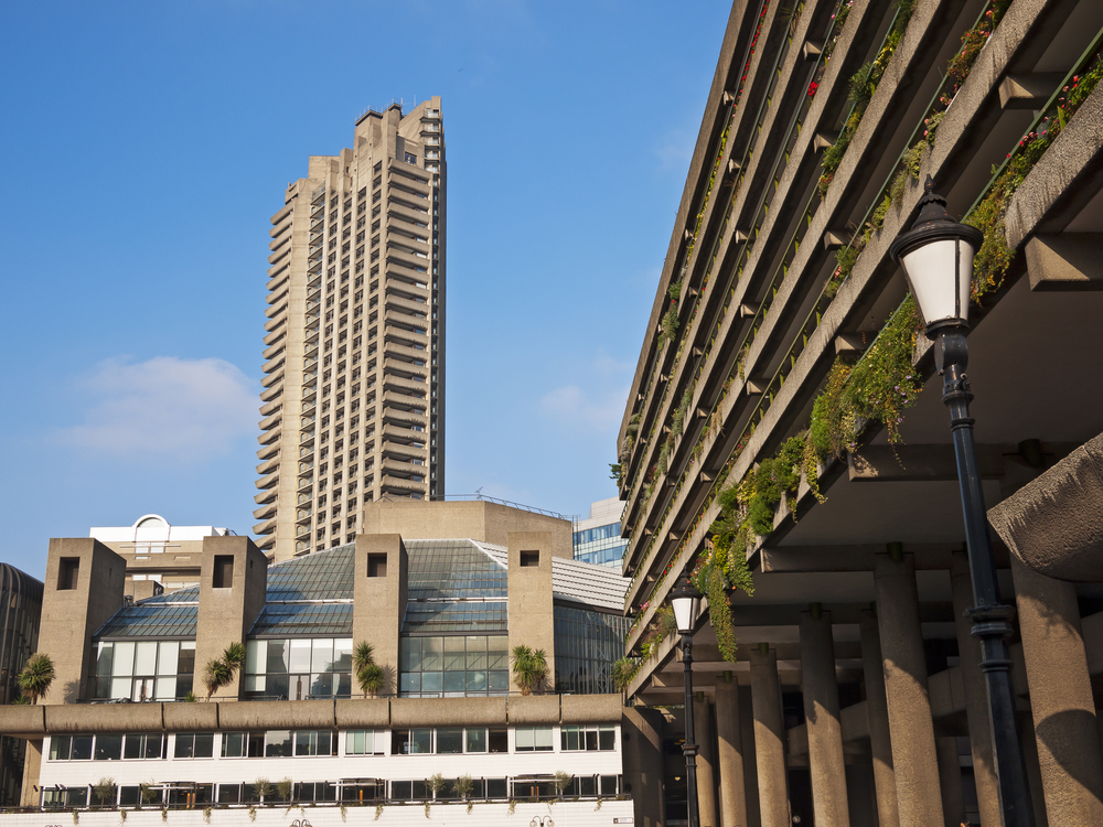 Barbican Art Gallery london