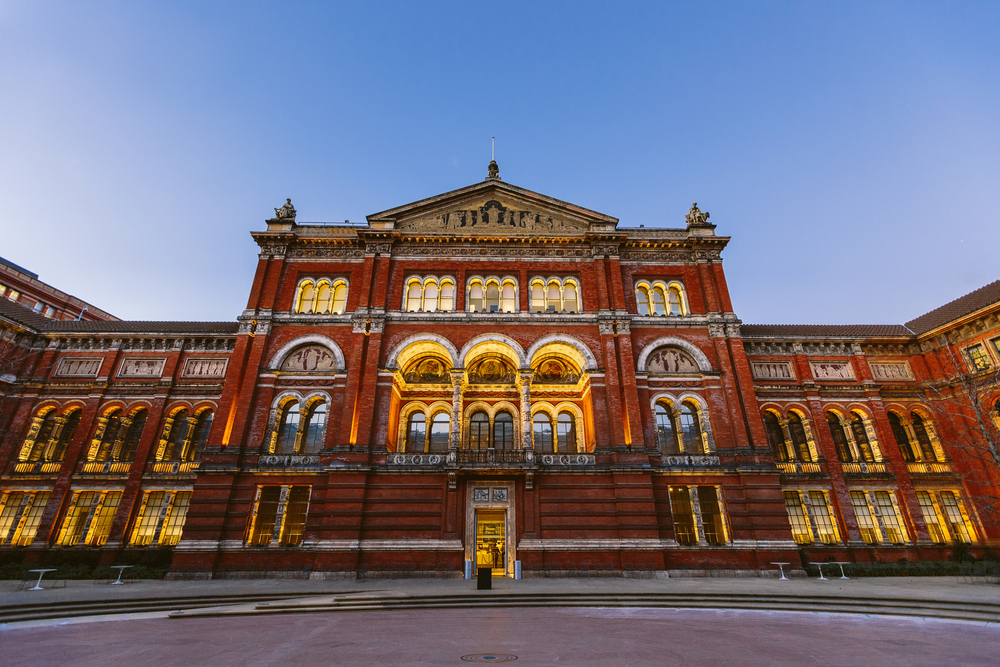 v & a museum london