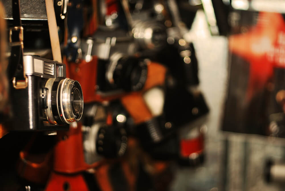 camera shops in london