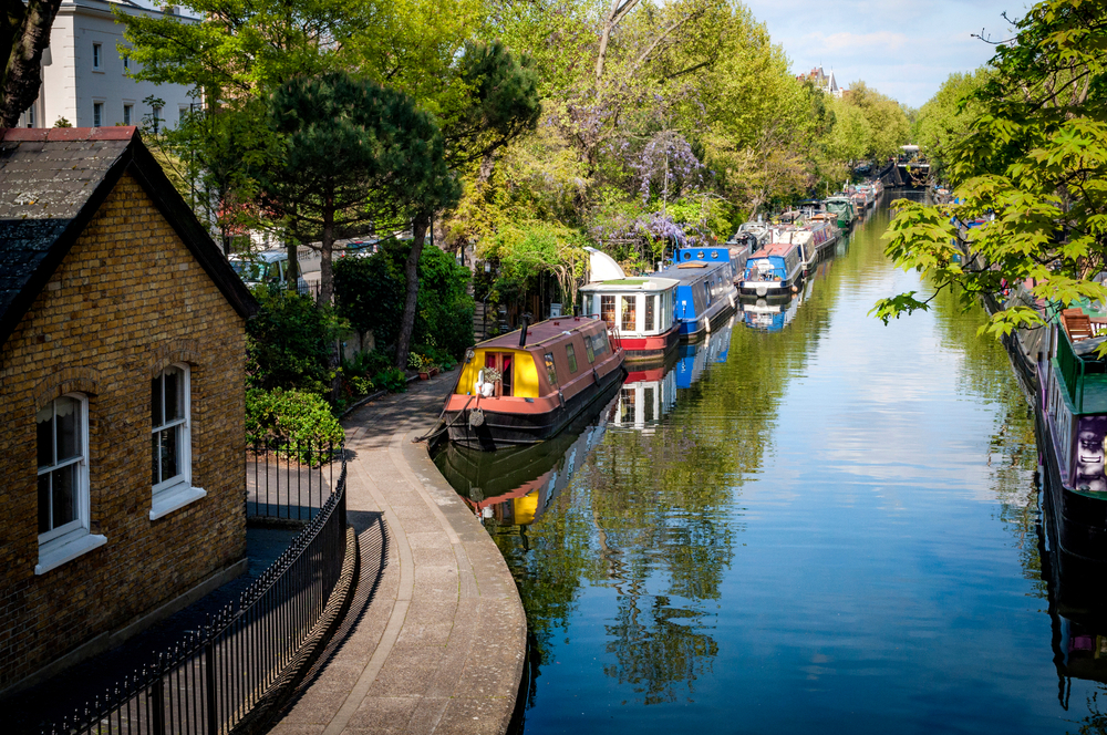 Places in Paddington to Relax
