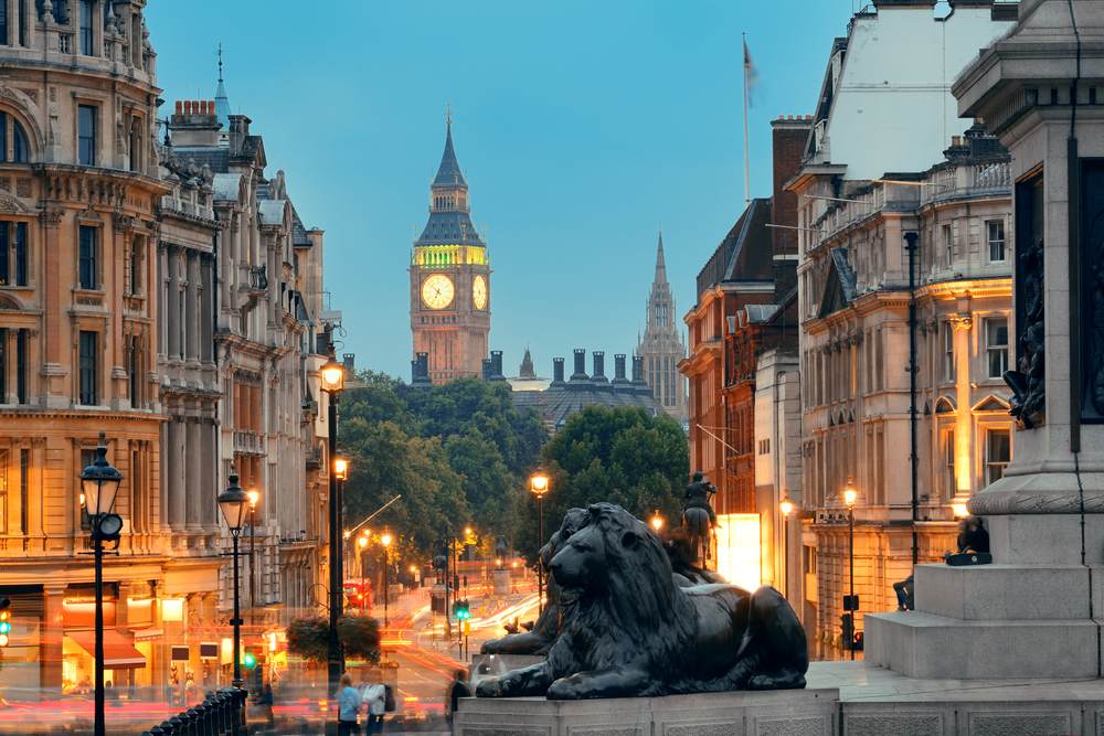 Oldest Landmarks in London
