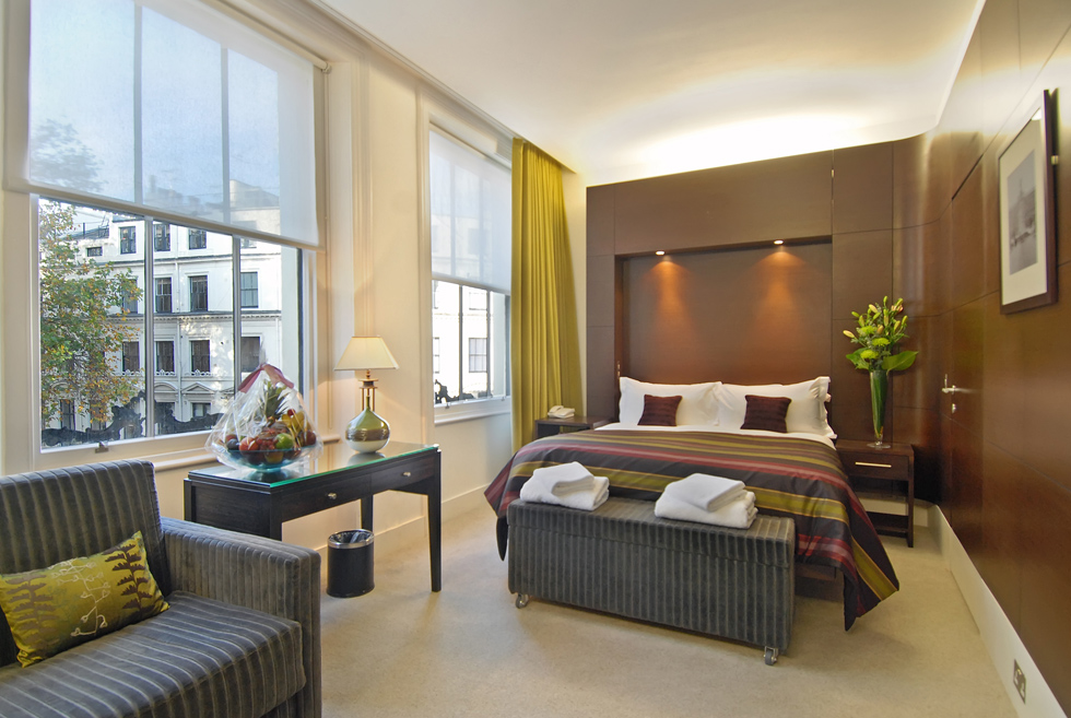 Luxury hotels in london
