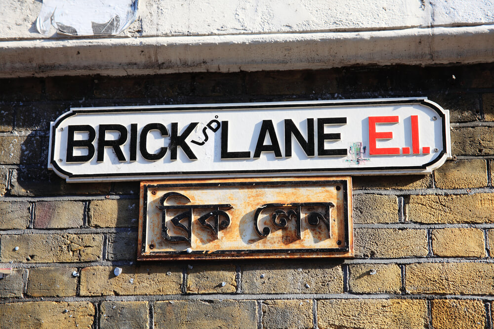 Brick Lane London Market