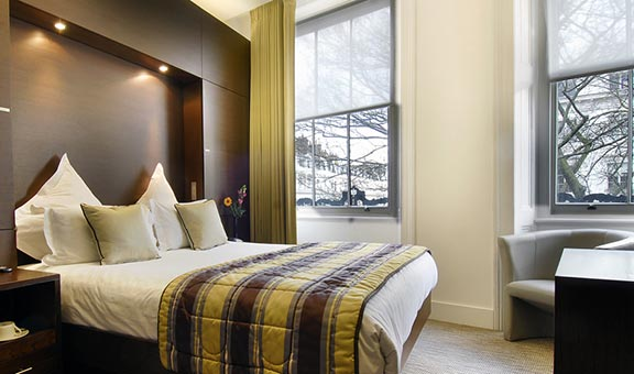 Deluxe Double Room-Incl.English Breakfast